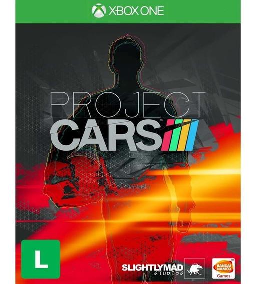 Project Cars Lacrado Oferta! Loja Física!