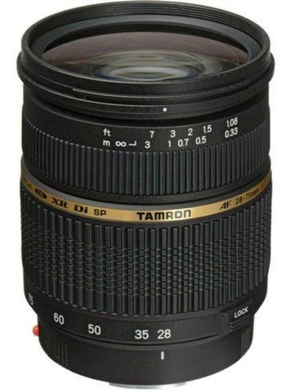 Lente P/ Canon Tamron Sp Af28-75mm F/2.8 Xr Di Ld Aspherical