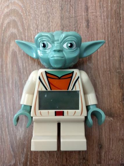 Reloj De Alarma De Lego Yoda