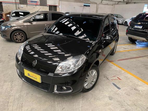 Renault Sandero 1.6 Privilège Aut. 2013 Oportuniade Barato