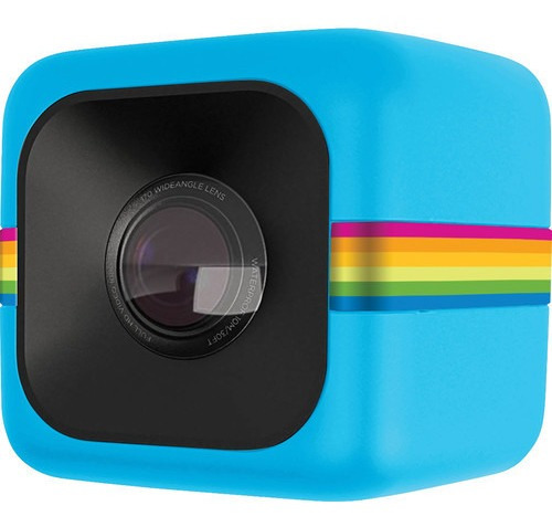 Câmera De Ação Polaroid Cube+ Full Hd Env Hoje C Nfe - Azul