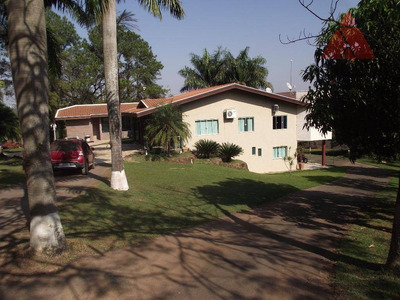 Chácara Residencial À Venda, Parque Residencial Belinha Ometto, Limeira. - Ch0024