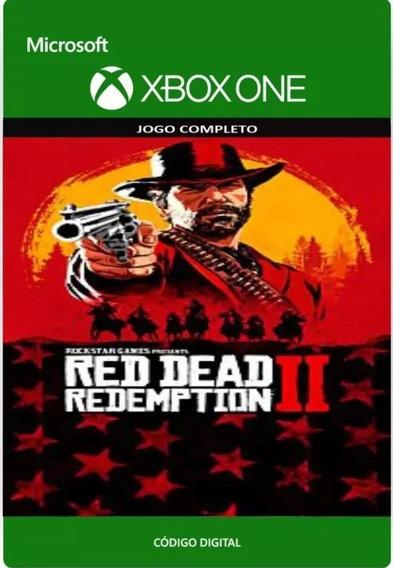 Red Dead Redemption 2 Xbox One Códigos 25 Dígitos