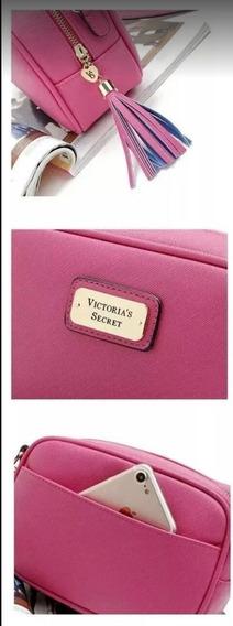 Victoria S Secret.. Portacosmetico - Cartera Bandolera