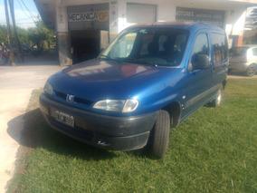 Peugeot Partner Urbana 1.4 Confort Aa Gnc 2003
