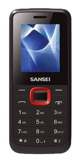 Celular Libre Sansei S191-241.negro.2.4