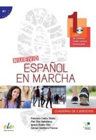 Nuevo Español En Marcha 1 - Cuaderno De Ejercicios Con Cd A