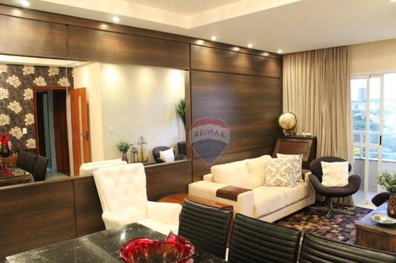 Apartamento 3 Dormitórios Com 1 Suíte Em Nova Odessa / Sp Com Ótimo Preço - Ap0181