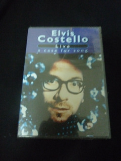 Elvis Costello Live A Case For Song Dvd Rock Pop Ska