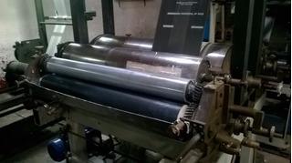 Impresora Flexografica 2 Colores
