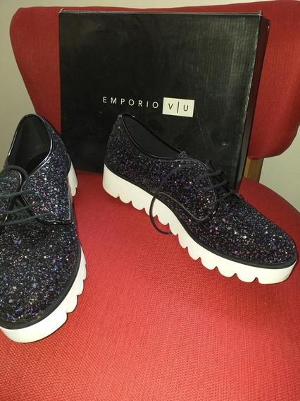 Zapatos, Zapatillas De Vestir Emporio
