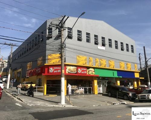 Imagem 1 de 10 de Sala Comercial Para Locação Em Itaquera Em Frente A Estação Dom Bosco - Sa00021 - 67854441