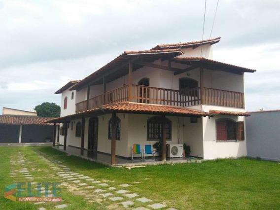 Casa Para Venda Em Araruama, Parque Hotel, 3 Dormitórios, 3 Suítes, 4 Banheiros, 4 Vagas - E195