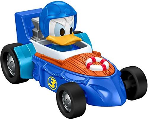 Carro De Juguete, Color Azul