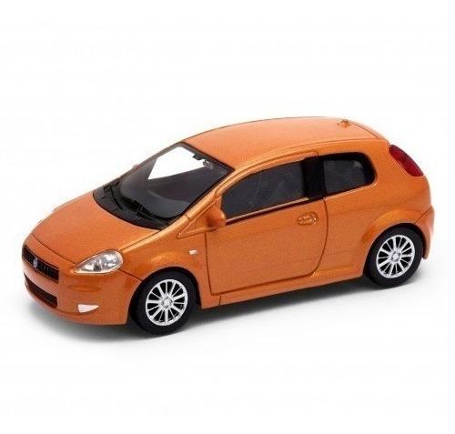 Fiat Punto Escala 1/36 - Welly Ploppy 373156