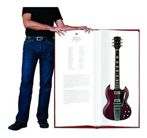 Libro Foxy Lady Project Fotografías Guitarras Tamaño Natural