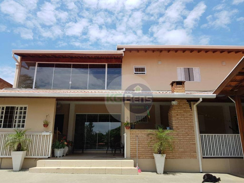 Casa À Venda, 200 M² Por R$ 950.000,00 - Parque Da Represa - Paulínia/sp - Ca0473