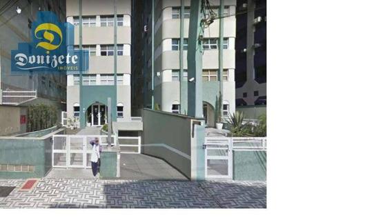 Sala Comercial Com 35m2 - Pronta - 1 Vaga Para Venda Na Vila Guiomar. - Sa0462