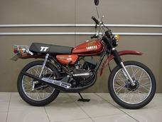 Yamaha Tt 125 - Raridade, Colecionável