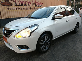 Nissan Versa Unique 1.6 Flex 2016