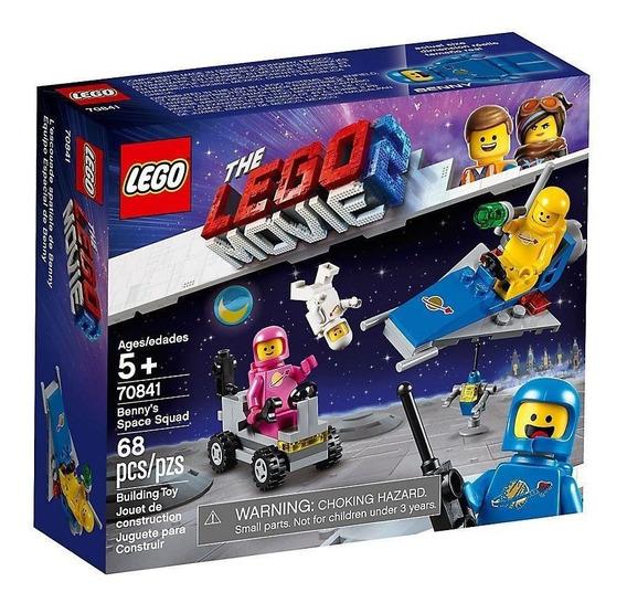 Lego Lego Movie 2 Equipo Espacial De Benny 70841
