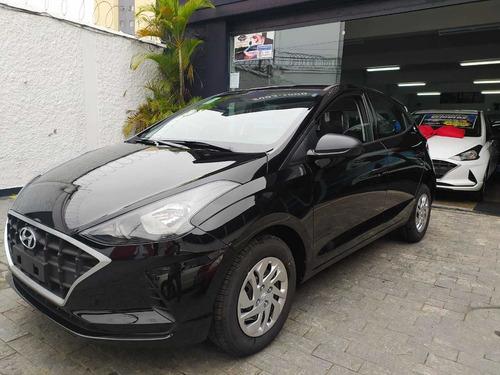 Hyundai Hb20 1.6 Vision Flex Aut. 5p 21/21-0km Preço Real!