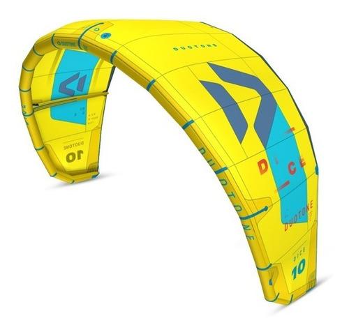 Kitesurf Duotone Dice 12 Metros 2020  S/ Juros   Promoçao