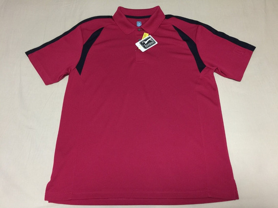Playera Tipo Polo Pga Tour Air Flux