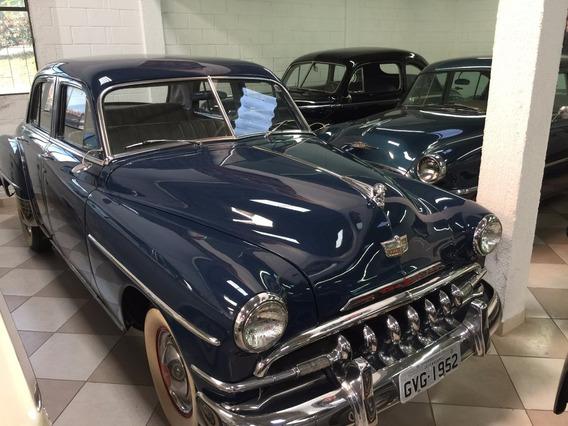Plymount De Soto - 1952 - Azul - 6 Cil