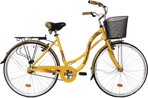 Bicicleta De Paseo Dama Rodado 28 Siambretta Federosa Amari