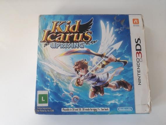 Kid Icarus Uprising Nintendo 3ds