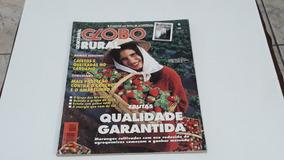 Revistas Globo Rural - 5 Un.