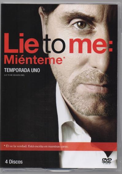 Lie To Me Mienteme Primera Temporada 1 Uno Dvd