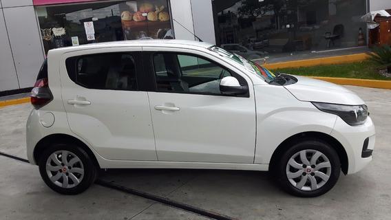Fiat Mobi 40mil Bonificacion De Agosto Gobierno 100mil