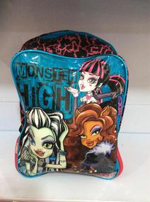 Mochila Infantil Monster High