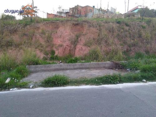 Imagem 1 de 4 de Terreno Residencial À Venda, Jardim Nova República, São José Dos Campos. - Te0331