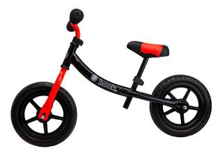 Bicicleta Aprendizaje Hook Negro Rojo
