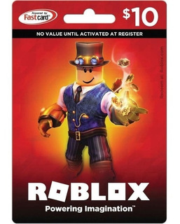 Roblox Card 10 Usd Código Global Semtic Online