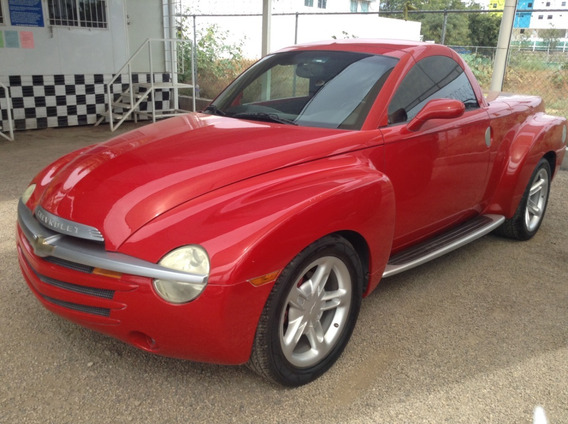 Chevrolet Ssr 2004 Convertible