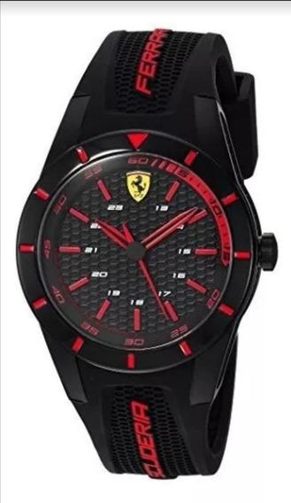 Reloj Ferrari Redver Para Caballeros