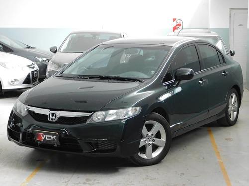Honda Civic 1.8 Lxs Mt 2009 Vck