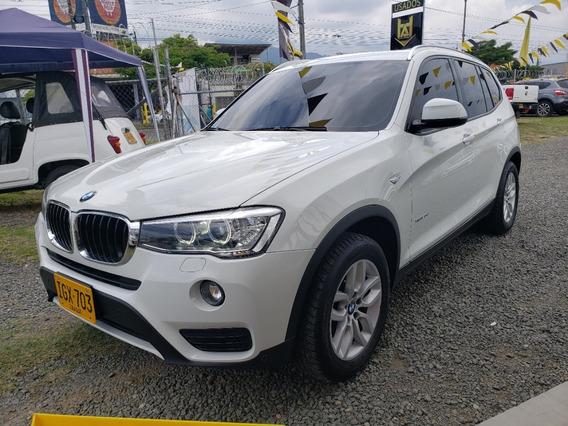 Bmw X3 Xdrive 20d 2016 Diesel