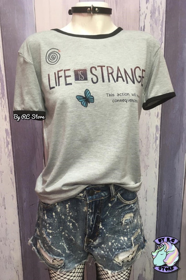 Remera Life Is Strange Games Diseños Originales