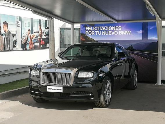 Rolls Royce Wraith Aut 6.6