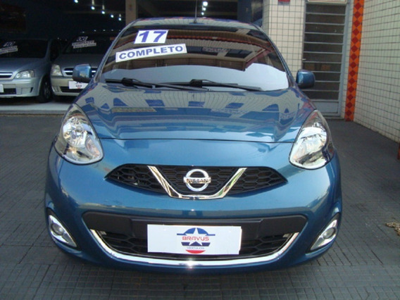 March Sl 1.6 Hatch - 2017 - Completo