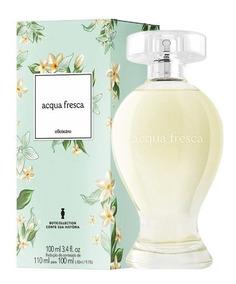 Acqua Fresca Original Boticário 100 Ml 12xsj Frete