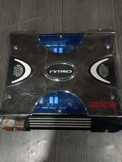 Amplificador Carro Nitro De 1000w