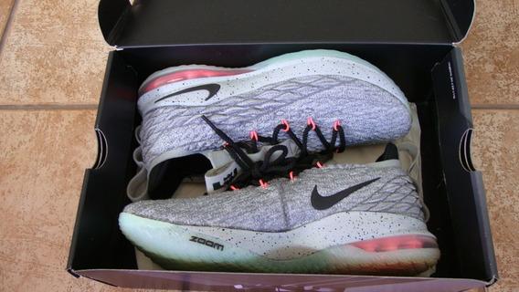Tênis Nike Lebron 15 Low Original Pronta Entrega Tam 42
