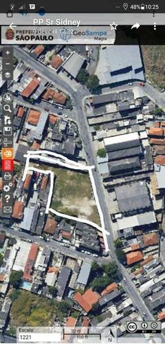 Imagem 1 de 2 de Terreno / Área Para Comprar Casa Verde Alta São Paulo - Baa1071