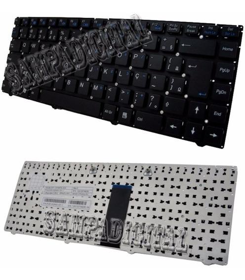 Teclado Original Itautec A7520 W7545 A7535 Mp-10f88pa-430 Br